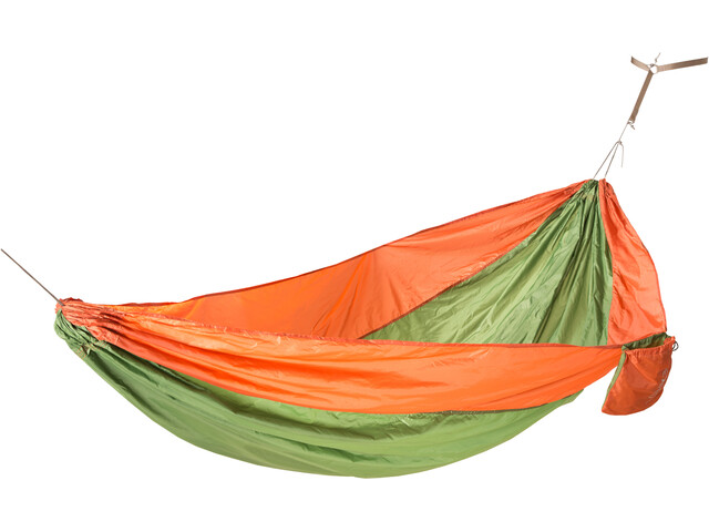 Exped Travel Hammock Duo Plus mossgreen-terrracotta